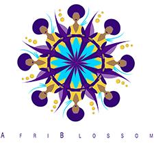 Afriblossom Logo